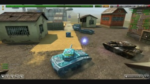 Танк t1e6 в world of tanks